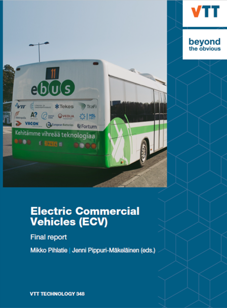 Vehículos comerciales eléctricos - más allá de lo obvio